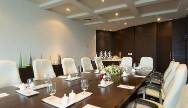 Sala de reuniões Hotel Krystal Grand Punta Cancún Cancún