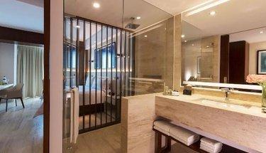Banheiro Hotel Krystal Grand Punta Cancún Cancún