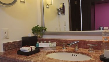 Casa de banho Hotel Krystal Grand Punta Cancún Cancún